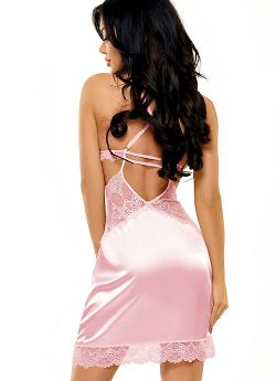 Beauty Night Adelaide Chemise Pink