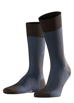 Мужские носки высшего качества Falke Fine Shadow 13141 5933