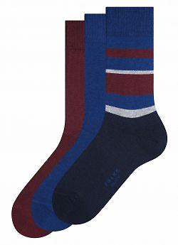 Falke Happy Box 3-Pack Men Socks 13064