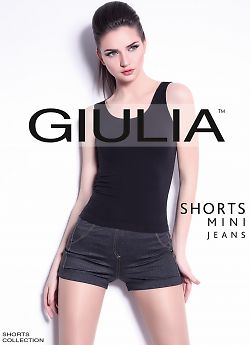 Giulia Shorts Mini Jeans 01