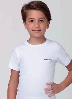 Enrico Coveri ET 4000 Boy Mezza Manica Girocollo