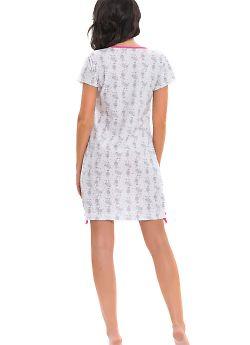 Женская сорочка Doctor Nap TM.9202 Milk