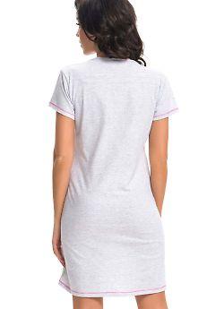 Женская сорочка Doctor Nap TM.9209 Grey