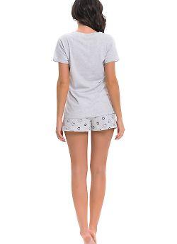 Женская пижама Doctor Nap PM.9212 Grey
