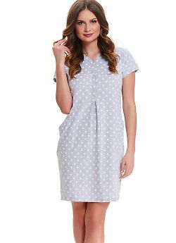 Doctor Nap TCB.9453 Grey Melange