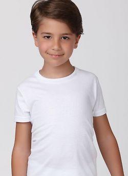 Enrico Coveri ET 4100 Boy Mezza Manica Girocollo