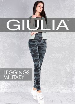 Giulia Leggings Military Model 1