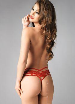 Трусики-стринг Me Seduce Amber String