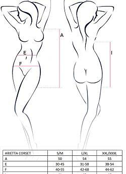 Avanua Arietta corset