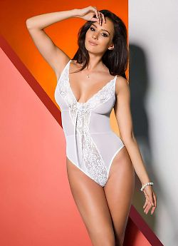 Avanua Jovita body White