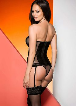 Avanua Valencia corset