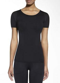 Элегантная спортивная футболка для фитнеса Bas Bleu Electra