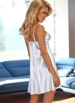 Beauty Night Alexandra chemise White