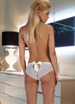 Beauty Night Malvine panty White