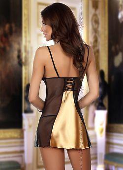 Beauty Night Michele chemise Gold
