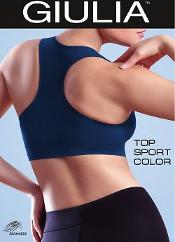 Топ женский Giulia TOP SPORT COLOR