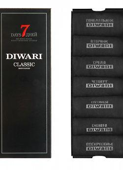 Носки в коробке DiWaRi Classic 5С-08СП 7 дней (7 пар)