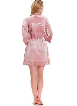 Халат женский SWW.9483 Pastel Pink