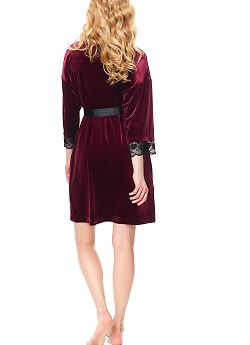 Doctor Nap SWW.9573 Dark Red