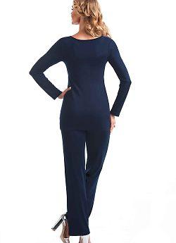 Donna Dorothy pyjamas Dark Blue