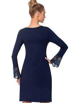 Donna Stella II nightdress Dark Blue