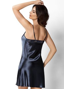 Donna Sylvia nightdress Dark Blue