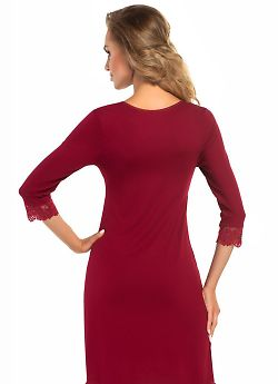 Donna Taylor II nightdress Burgundy