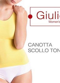 Giulietta Canotta Scollo Tondo