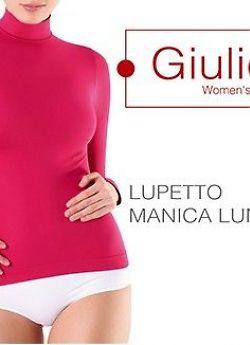 Giulietta Lupetto Manica Lunga
