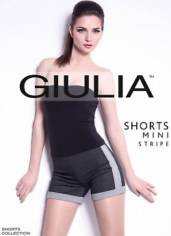 Giulia SHORTS MINI STRIPE 03