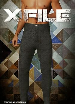 X-File Pantalone Domenico