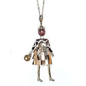 Подвеска Moon Paris кукла Дженуэс