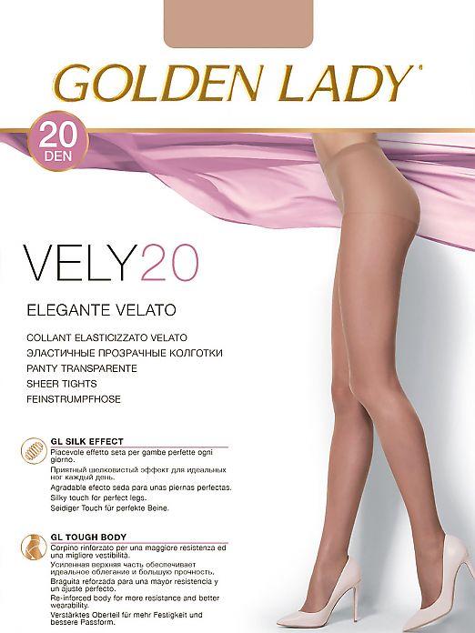 Golden Lady Vely 20