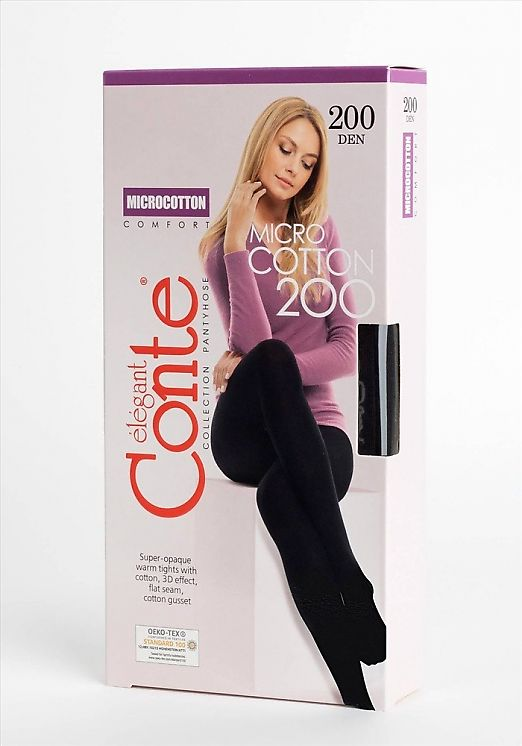 Conte Microcotton 200 XL
