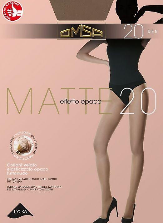 Omsa Matte 20