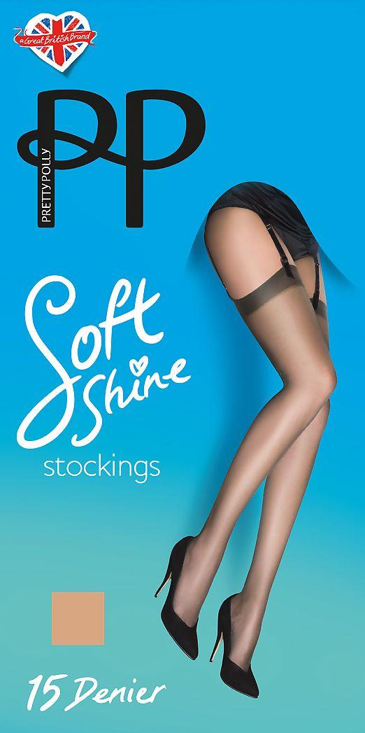 Pretty Polly Soft Shine 15 Stockings