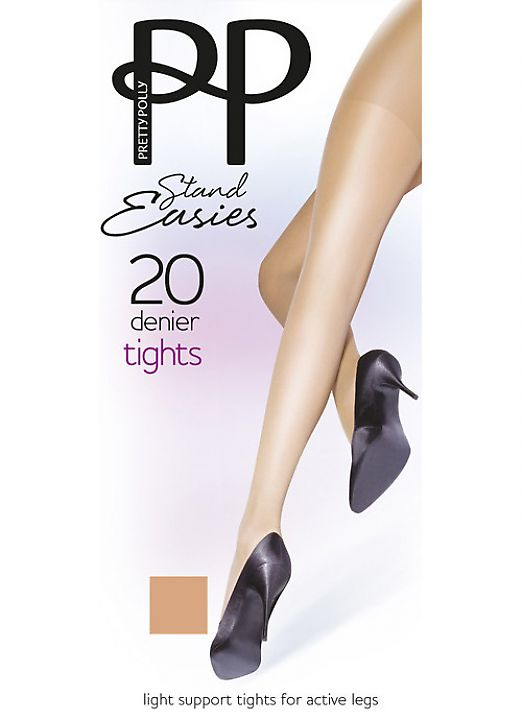 Pretty Polly Classic Stand Easies Support Tights AH67