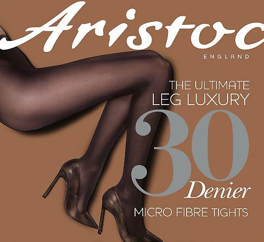 Aristoc 30 Den Microfiber Opaque ASL8
