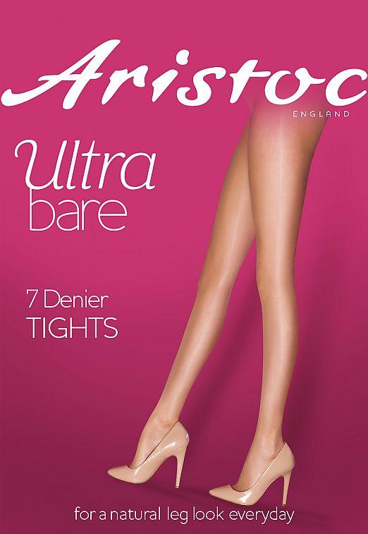 Aristoc Ultra Bare 7 Den Tights AUA1