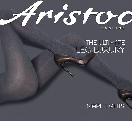 Aristoc Marl Tights AUJ3