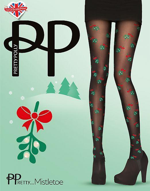 Pretty Polly Mistletoe AUP1