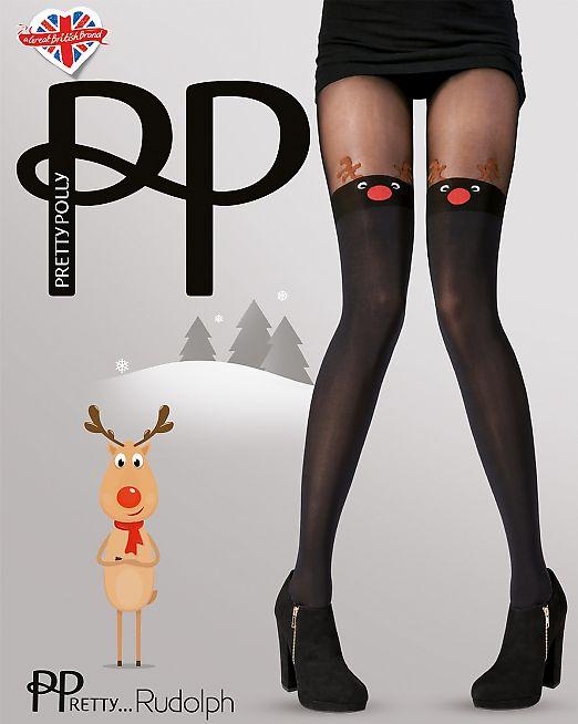 Pretty Polly Rudolf AVK9