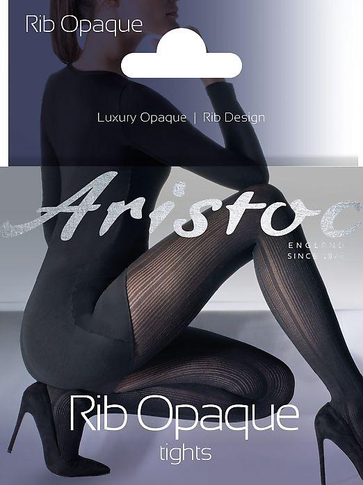Aristoc Rib Opaque Tights AWE7