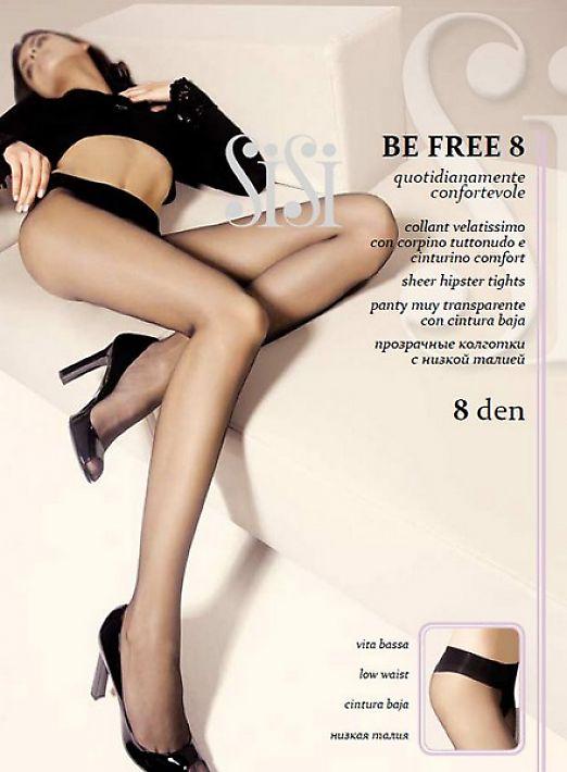 Тонкие колготки Sisi Be Free 8
