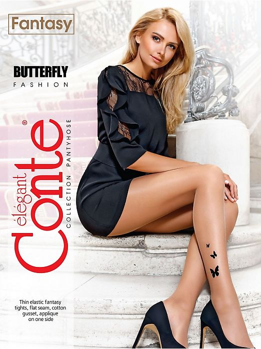 Conte Butterfly 20