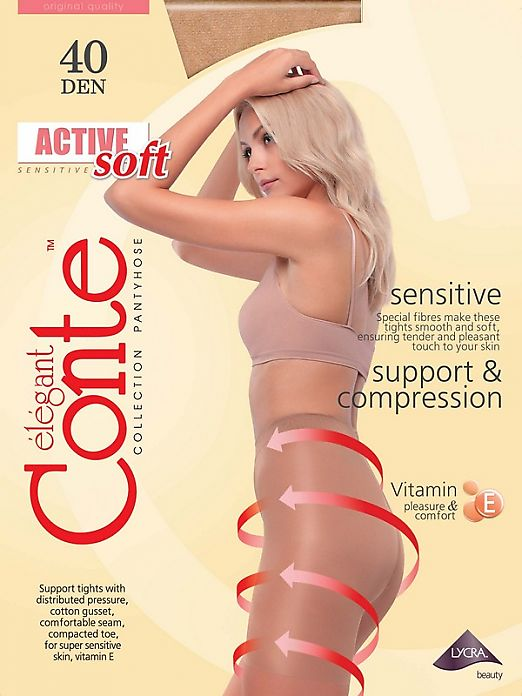 Conte Active Soft 40