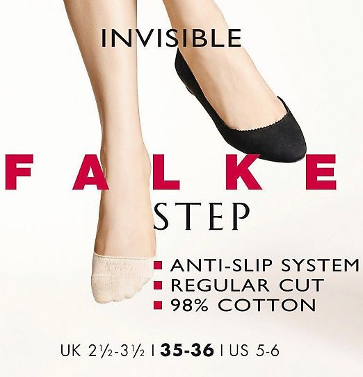 Falke Step Invisible