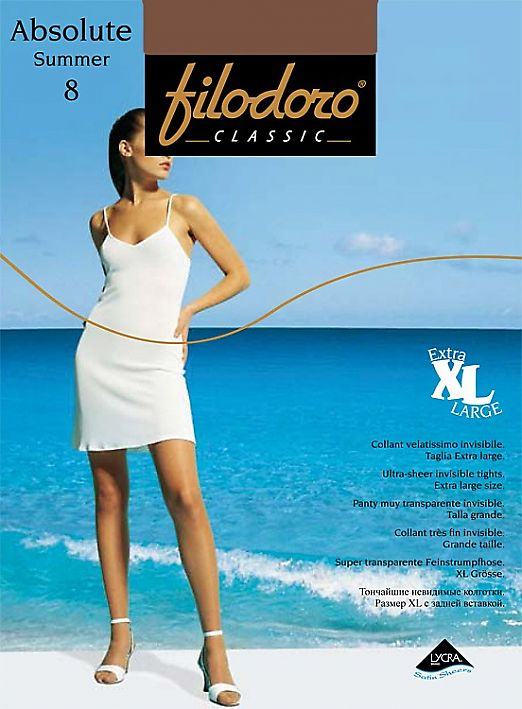Filodoro Classic Absolute Summer 8 XL