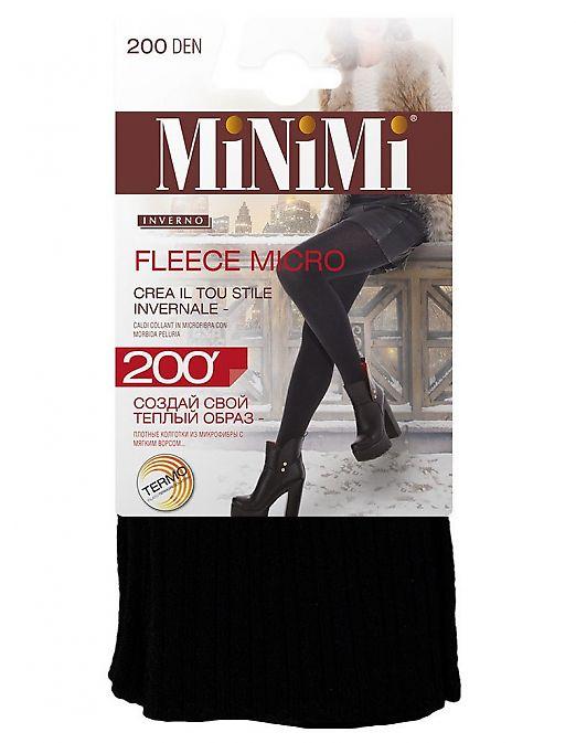 Колготки MiNiMi Fleece Micro 200