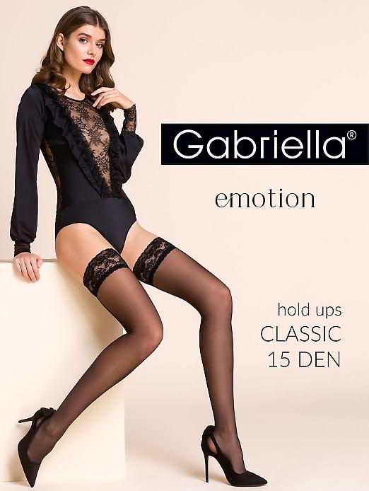 Gabriella 200 Calze Lycra 15